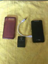 Motorola Droid RAZR M - 8GB - Black (Verizon) Smartphone