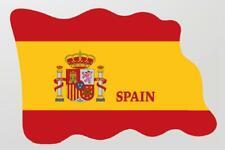 España España Imán Bandera Bandera Países Diseño de Epoxy Viajes Recuerdo