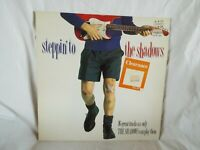 THE SHADOWS - Steppin' To The Shadows - vinyl LP like new