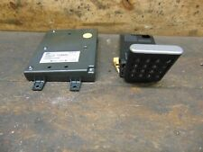 VW PASSAT b6 Touareg 05-10 Nokia Mobile Phone AMP Amplifier Keypad 7l6 035 730