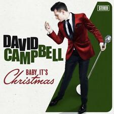 David Campbell Baby It's Christmas CD NEW