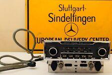 Mercedes-Benz Radio Becker Grand Prix Stereo  W111 W100 W113  W109 W114  C114