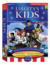 Liberty's Kids  Experience the American Revolution as a fearless young reporter