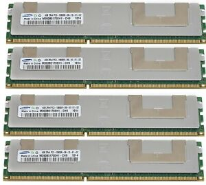Memory Ram  DDR3 PC3 10600R FOR Dell PowerEdge R710 R620 R610 R510 R420 2x Lot