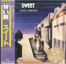 SWEET-LEVEL HEADED +2-JAPAN MINI LP SHM-CD Ltd/Ed G00