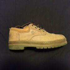 Men's TIMBERLAND Brown Leather Shoes  9.5   Original  - EUROPEAN SELLER