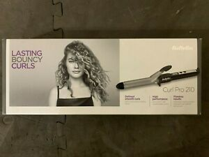 BaByliss Curl Pro 210 Tong Hair Styler (W0097)