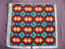 #1651  Beautiful Vintage Embroidery Hand Made Tapestry  56cm/50cm(22''x20'')