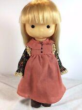 Vintage Knickerbocker Toys Sugar N Spice MISSY 1970s Doll - Blonde Pink Dress