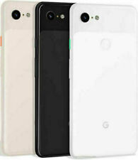 NEW Google Pixel 3  64GB Factory Unlocked Smartphone Black / White LCD GHOST