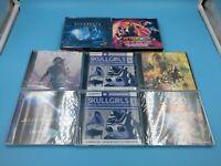 lot jeu video cd ost limited run 5 neuf / 3 occasion / 8 CD