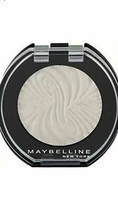 Maybelline New York Color Show Eyeshadow - Tiffany'S White 12