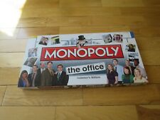 Monopoly The Office Board Game New Unused