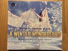 David Plumpton plays A Winter Wonderland (Inspirational Ballet Class Music)