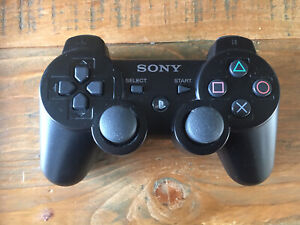 PS3  wireless six axis controller Sony PlayStation 3
