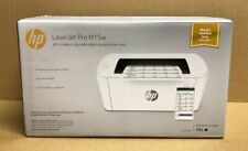 HP Laserjet Pro M15w Monochrome Black & White Laser Printer, WIFI, W/USB Cable