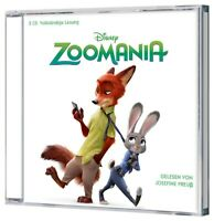 ZOOMANIA - ZOOMANIA LESUNG ZUM FILM 2 CD NEW