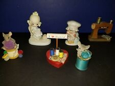 Sewing Lot Figurines