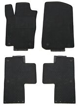 Floor Mats for Mercedes 2011-2018 ML GLE Black Rubber All Weather 350 450 63 AMG