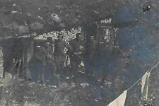 WW1 WWI FOTO DAL FRONTE TRINCEE ITALIANE RICOVERI IN ALTA MONTAGNA