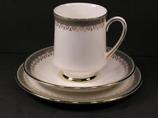 Royal Albert Paragon Kensington Coffee Cup Trio