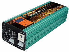 8000W LF SPLIT PHASE PURE SINE POWER INVERTER DC12V/AC 220V&110V Battery Charger