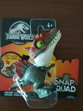 Jurassic World Snap Squad Spinosaurus Dinosaur Mattel New in Original Packaging