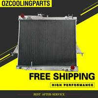 RADIATOR FOR HOLDEN ISUZU D-MAX 07-12 RODEO 3.5L 3.0TD 3.0L DIESEL 2003-12 2ROW