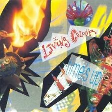 LIVING Colour Time 's Up (1990; 18 Tracks)