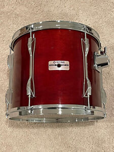 "Yamaha Recording Custom 13"" Cherrywood Tom Drum TT913RF MIJ Pre YESS Drums Drums"