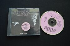 DUSTY SPRINGFIELD REPUTATION RARE CD + FRONT HYPE STICKER! PET SHOP BOYS PSB