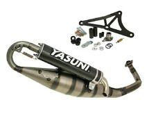 Auspuff Yasuni Scooter R BLACK Carbon Piaggio NRG 50 Power DT AC ZAPC453 Mc 2