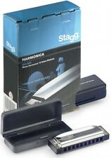 Stagg Bjh B20 Blues Harmonica, Key of E
