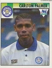 N°202 PALMER LEEDS UNITED.FC PREMIER LEAGUE 1995 STICKER MERLIN VIGNETTE ENGLAND