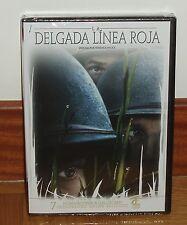 LA DELGADA LÍNEA ROJA - THE THIN RED LINE - DVD - NUEVO - PRECINTADO - BELICO
