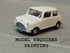 P&D Marsh OO Gauge PW31 Morris Mini Minor/ Mini Car kit requires painting