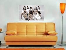"GIRLS' GENERATION 35""X25"" MOSAIC WALL POSTER SNSD SoShi K-POP"