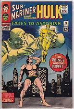 Tales to Astonish #78 Hulk Fine