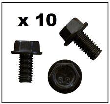 10 x M8 BOLT (BLACK) for VW VOLKSWAGEN / AUDI