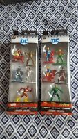 2 DC Nano Metalfigs 5 Packs BRAND NEW SEALED