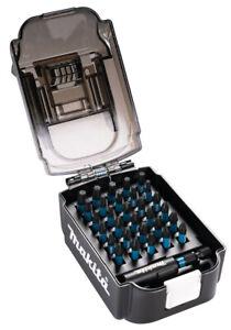 Makita Impact Black-Bit-Set in Akku-Box E-03084 Spezialstahl Lebensdauer robust