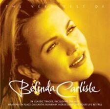 The Very Best Of [Slipcase] by Belinda Carlisle (CD, May-2015, 2 Discs, Music Club Deluxe)