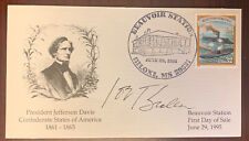 President Joe Biden Signed Autographed First Day Issue Envelope Usa