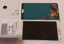 SAMSUNG GALAXY NOTE 4 N910F LCD TOUCH SCREEN DISPLAY FULL ORIGINAL GENUINE WHITE