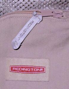 Mens BNWOT Khaki REDINGTON Fly Fishing Vest size S/M