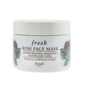 Fresh Rose Face Mask (Limited Edition) 100ml Womens Skin Care