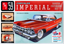 1959 Chrysler Imperial Hardtop 1:25 AMT Model Kit Bausatz AMT1136