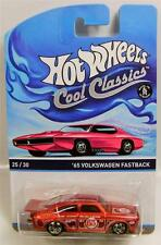 1965 '65 VOLKSWAGEN VW FASTBACK HOT WHEELS HW COOL CLASSICS DIECAST