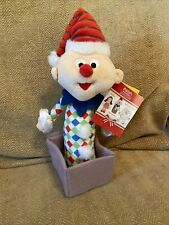 More details for build a bear charlie in box rudolph the red nosed reindeer christmas soft toy a6