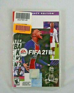 FIFA 21 Legacy Edition - Nintendo Switch Sealed !